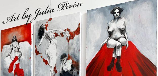 Julia Pivén