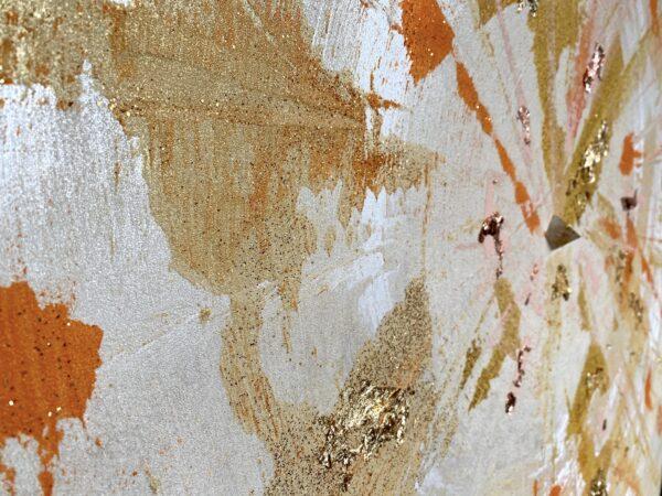 Jupiter | detail | Sarah Arensi original painting