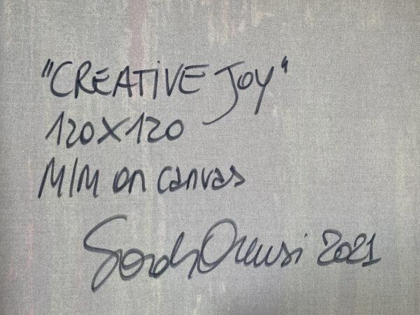 CREATIVE JOY