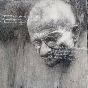 life quotes that will inspire us of Mahatma Gandhi